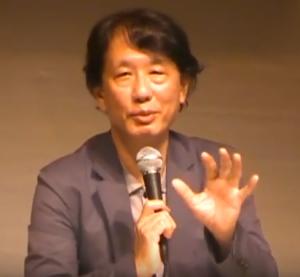 畑山敏夫氏